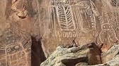 Forrest Fenn - Petroglyph Blazes - Legend Rock - YouTube