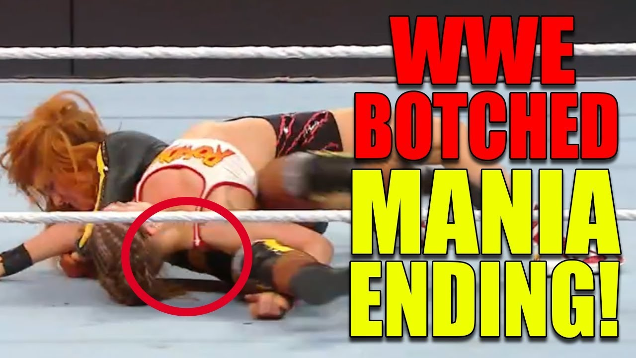 These 13 Moments Were NOT Supposed To Happen At WrestleMania 35 (WWE Blunders)