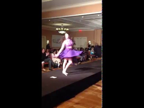 Tory Deluhery: New Jersey Fashion Week 2014 Model & Designer
