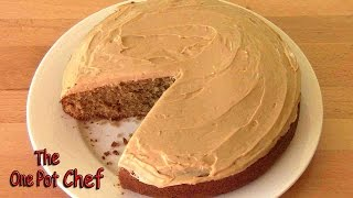 Rich Coffee Cake - Recipe
