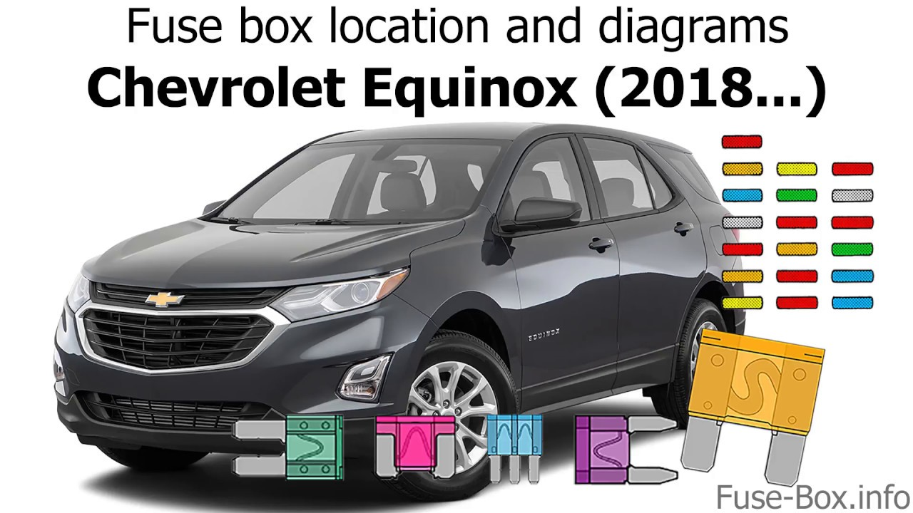 Fuse Box Location And Diagrams  Chevrolet Equinox  2018