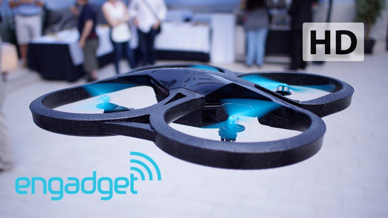 Parrot AR.Drone 2.0 Power Edition   Engadget en español ...