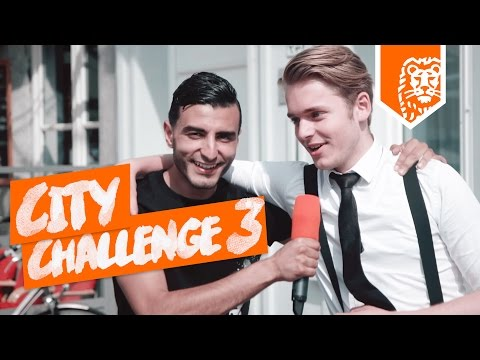 City Challenge met Touzani - Maastricht