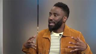 John David Washington opens up about 'BlackKlansman' power role