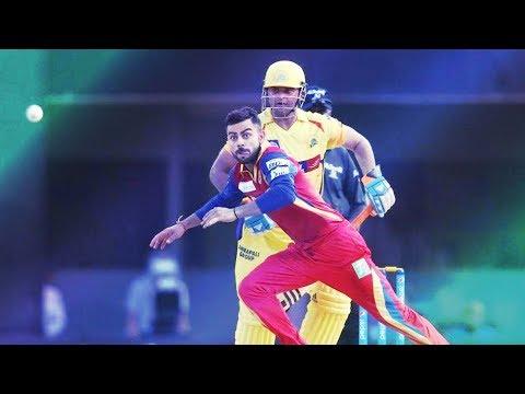 #Preview: Kohli up against Dhoni: #RCBvCSK
