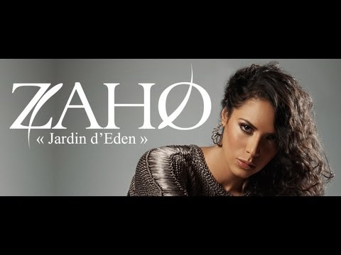 Zaho - Jardin d'Eden (Lyrics video)