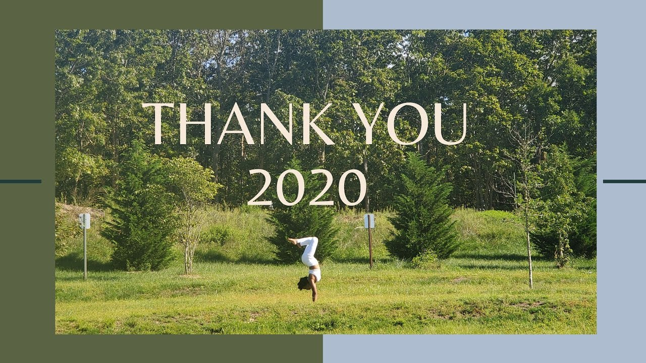 Love Note: a 2020 thank you
