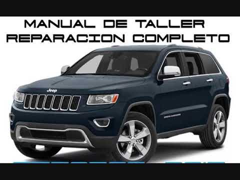 manual taller jeep grand cherokee wk2 diagramas 2011 a 2015 gratis