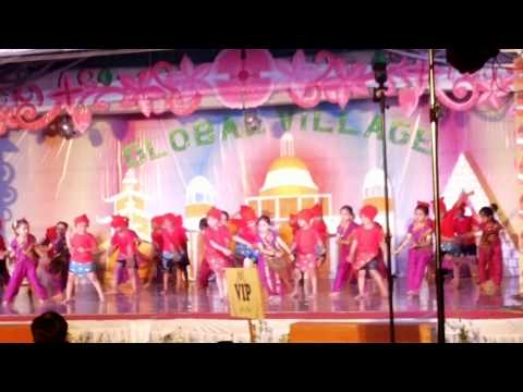 Kohli (group) dance