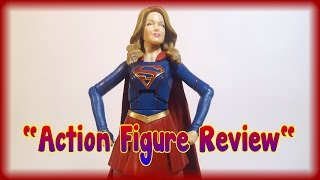 DC Multiverse Supergirl review. (TV series)(New 52 Doomsday)