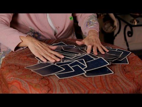 How to Shuffle & Cut | Tarot Cards