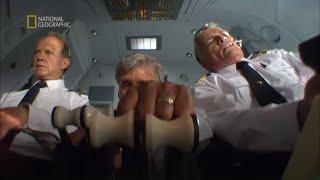 Chwilę przed lądowaniem doszło do awarii steru! [Katastrofa w przestworzach]