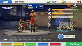 Course réelle de moto 3D screenshot 3