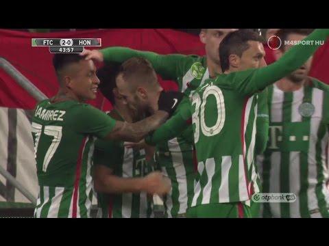 M4 Sport: Ferencváros 3-2 Honvéd