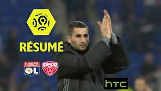 Olympique Lyonnais - Dijon FCO (4-2)  - Résumé - (OL - DFCO) / 2016-17