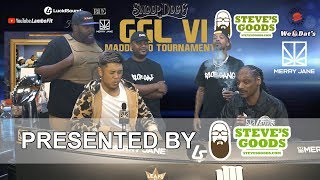 Snoop Dogg Plays Madden 20 with his Homies in the GGL VI Championship [Part 1]