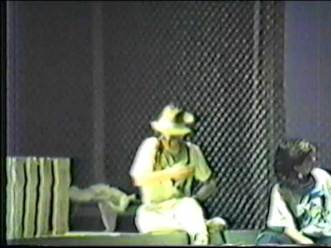 Godspell 1986 Chesapeake High
