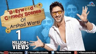 Arshad Warsi : Best Comedy Scenes || Bollywood Comedy Scenes Jukebox