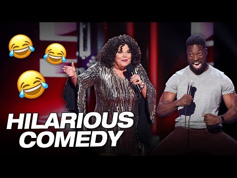 Best Of The Champions Comedians - America's Got Talent: The Champions