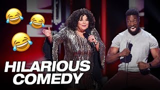 Best Of The Champions Comedians  America's Got Talent: The Champions