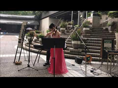 シューベルト/アヴェ・マリア(ヴァイオリン・ピアノ)朝♪クラ~Asa-Kura~