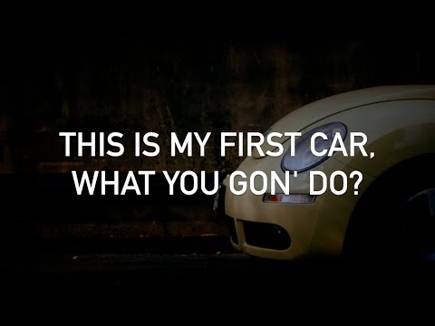 GOAT, Jack & Conor Maynard - First Car (with lyrics)