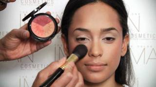 IMAN Cosmetics Spring 2011 Color Story: Boho Chic - Sand Skin Tone