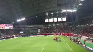 2017北海道コンサドーレ札幌 サンクス ウォーク セレモニー (2017.12.2)