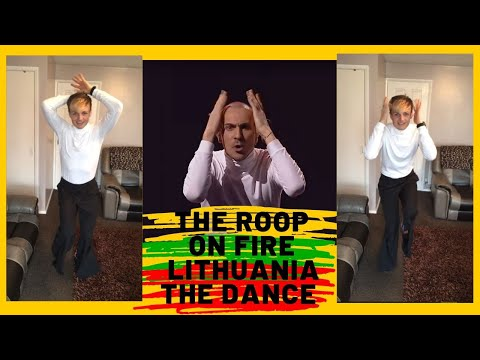 Lukeovision // The Roop On Fire // THE DANCE!