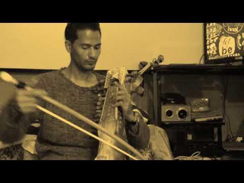 Mera Dil Ye Pukare aaja Instrumental Cover by Sarangi