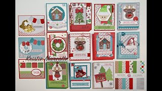 Queen & Company - North Pole kit - 26 cards 1 kit