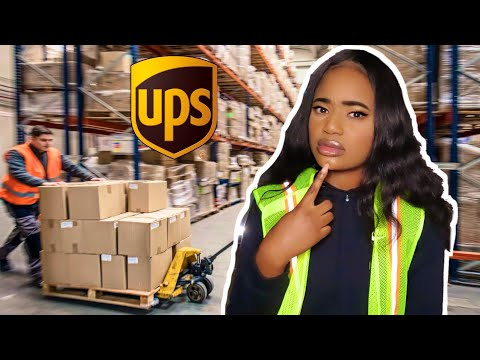 WORKING AT UPS (MY JOB EXPERIENCE/EVERYTHING YOU NEED TO KNOW) #UPS #UPSJOBS #TEENJOBS