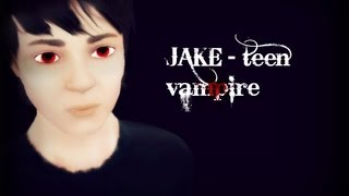 *MALE VOICES NEEDED* Sims 3 JAKE- teen vampire voice over AUDITIONS *CLOSED*