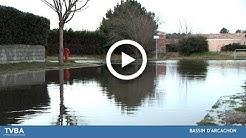 Eaux de pluie, eaux usées : le SIBA fait face à des niveaux jamais atteints