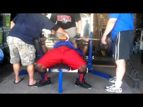 Prep for 2011 Mr. Olympia: Beast 4 weeks out