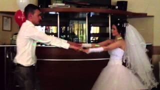 Свадебный танец Егоровых