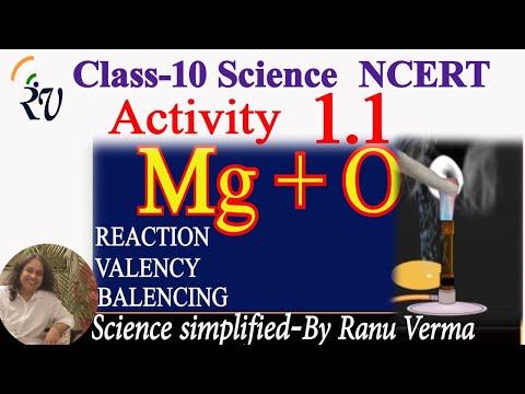 Mg+O = MgO\Mg + O2 → MgO - Balanced Equation | How To Balance Mg+o2+mgo|class 10 Chemical Equations.
