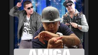 Carlitos Rossy Ft Gotay y Jory Boy - Amiga Remix (Exted Version)