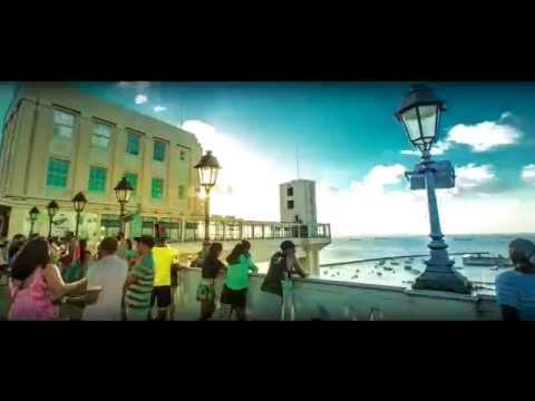 Salvador of Bahia - Brazil's first Capital (English version)