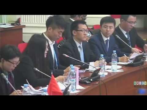 Форум молодых дипломатов стран БРИКС #2