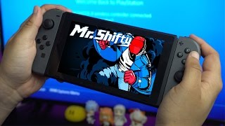 Mr. Shifty Review | Nintendo Switch & PC