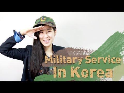 [Ask Hyojin] Military Service in Korea