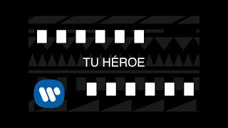 Piso 21 - Tú Héroe (Lyric Video)