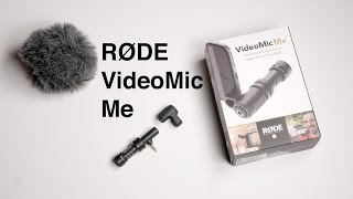 RODE VideoMic Me: Better Sound for Smartphone Video