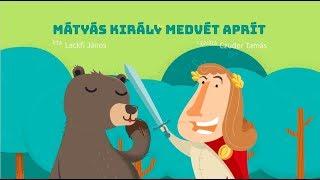 Lackfi János: Mátyás király medvét aprít