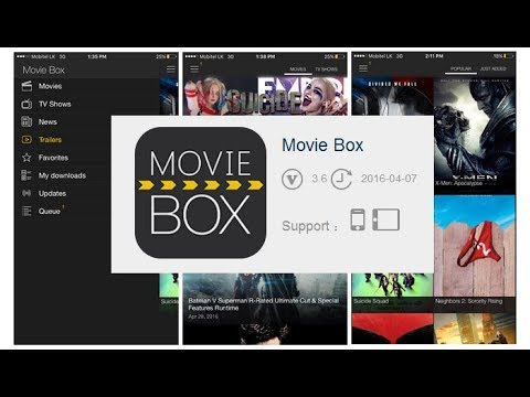 movie box red app for android
