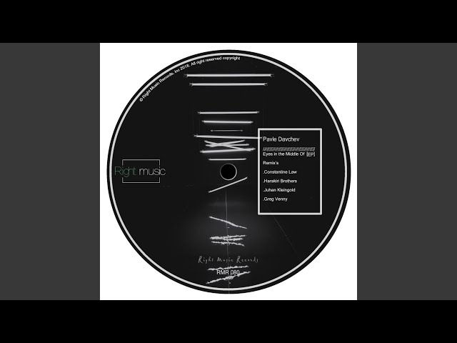 Eyes in the Middle Of (Greg Venny'Awakenings' Remix)