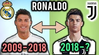 Footballers That Have PLAYED For Real Madrid & Juventus ! Ft Cristiano Ronaldo