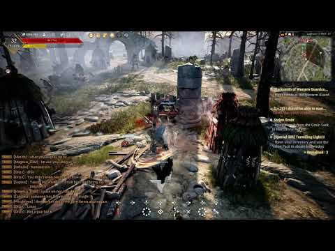 Black Desert [PS4/Xbox] Understanding Your HUD/UI
