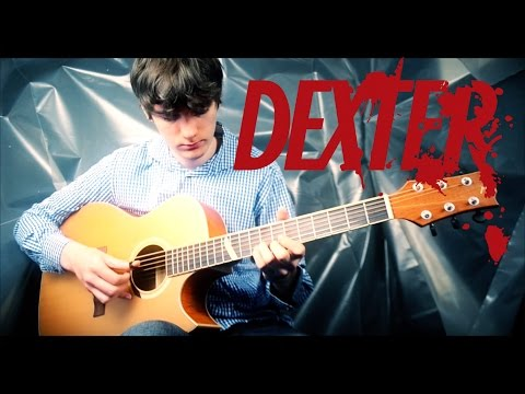 Dexter  Blood Theme  Fingerstyle Guitar